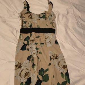 Dolce & Gabbana Dress Size 40 2-4 Floral 2018